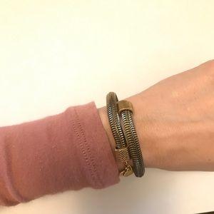 Alex and Ani Vintage Sixty-Six Bracelet